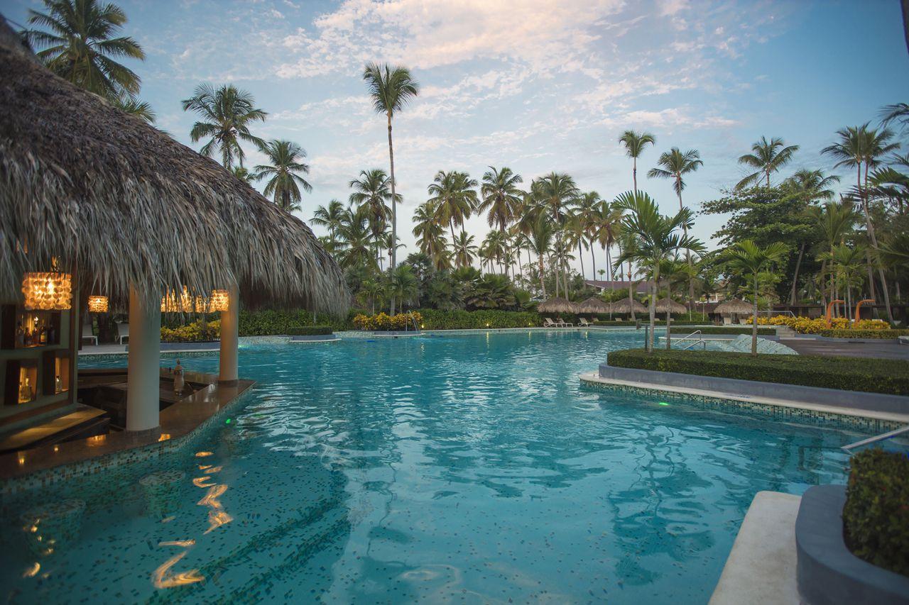Punta Cana Resorts >> Grand Palladium Palace Resort Punta Cana Palladium Palace All